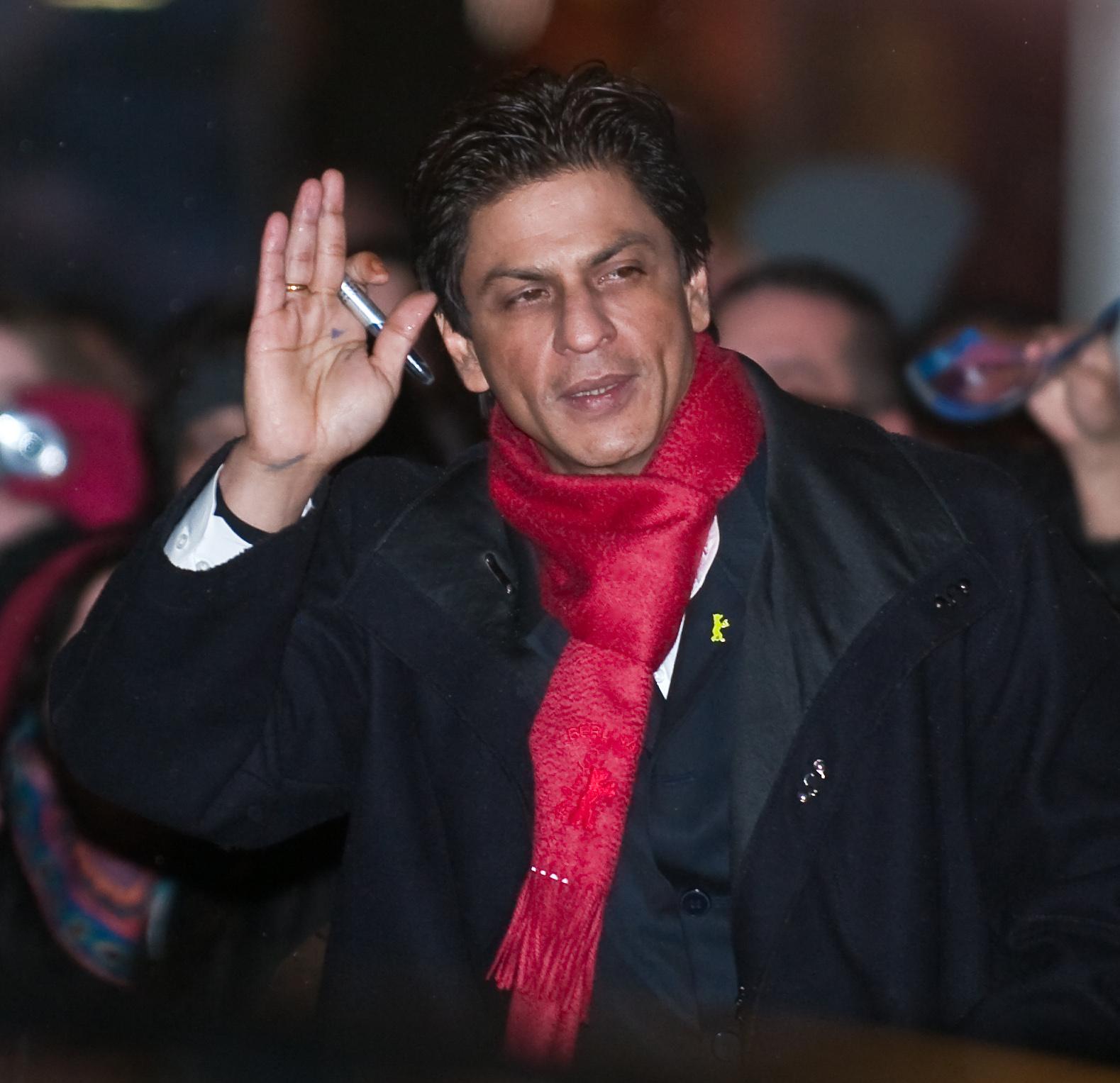Shah Rukh Khan Berlin